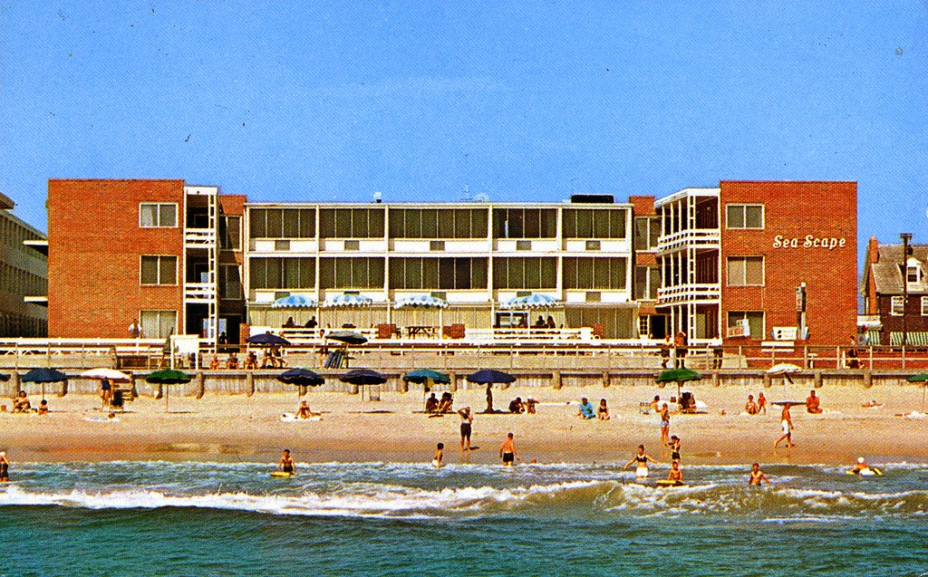 Sea Scape Motel Ocean City