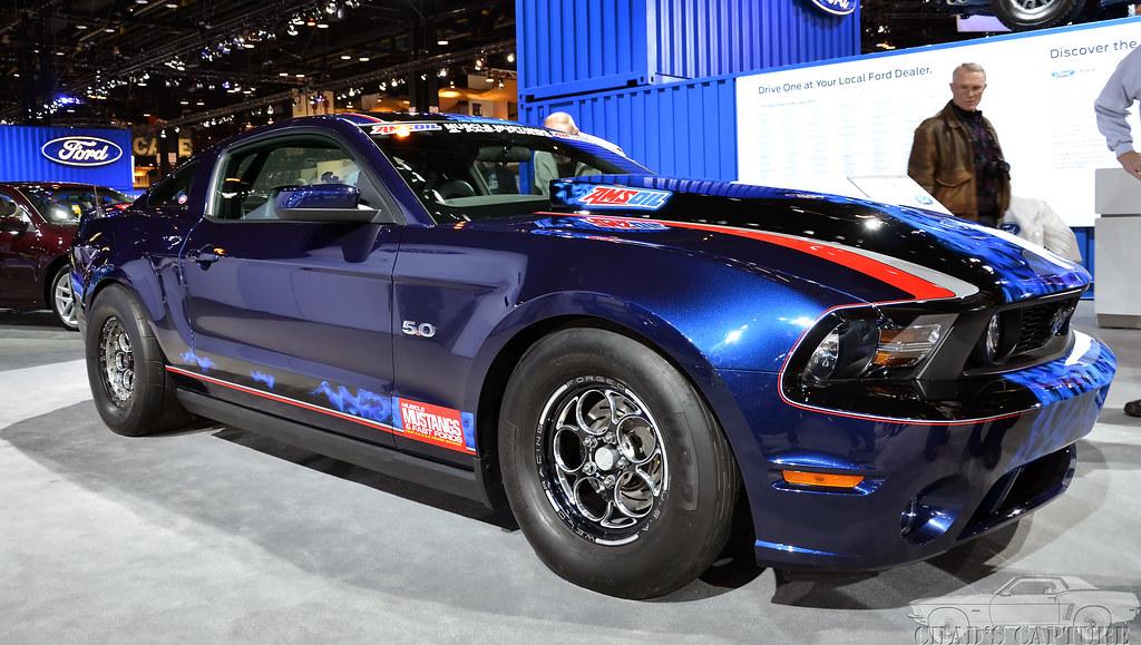 2011 Ford Mustang Cobra Jet | Chad Horwedel | Flickr