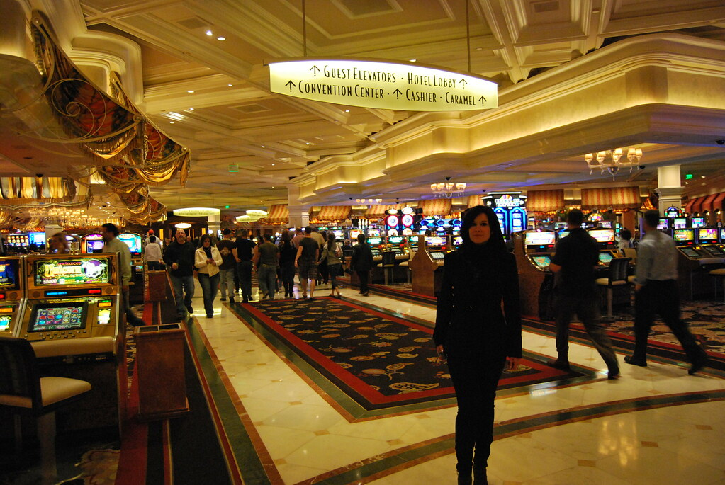 Nevada >> Bellagio, interior | Las Vegas, Nevada, if you use this phot… | Flickr