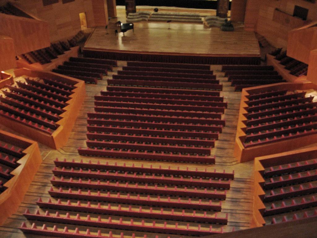 Palacio Euskalduna  Auditorio Platea  jonathan chanca  Flickr