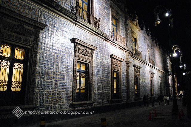La casa de los azulejos m xico d f flickr photo for La casa de los azulejos mexico