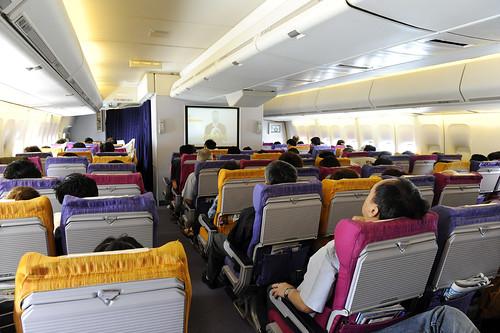 Boeing 747 Thai Airways Airways Boeing 747-400