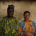 Man and woman Benin