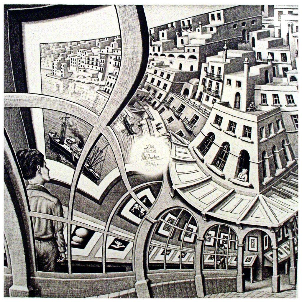 نتيجة بحث الصور عن escher museum