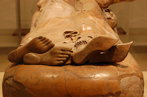 Il sarcofago degli sposi detail flickr photo sharing for Degli sposi