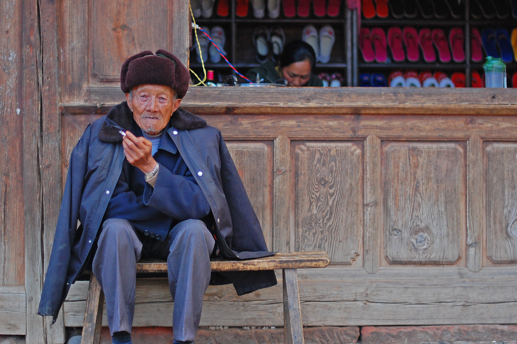 China, Old Man