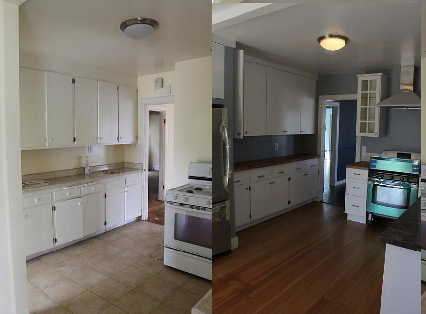 Kitchen Floor Lighting Ideas