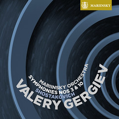 Shostakovich's Symphonies Nos. 3 & 10 on the Mariinsky Label (SACD)