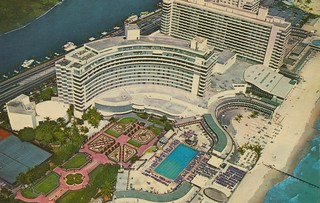 The Fontainebleau - Miami Beach, Florida | by The Cardboard America Archives