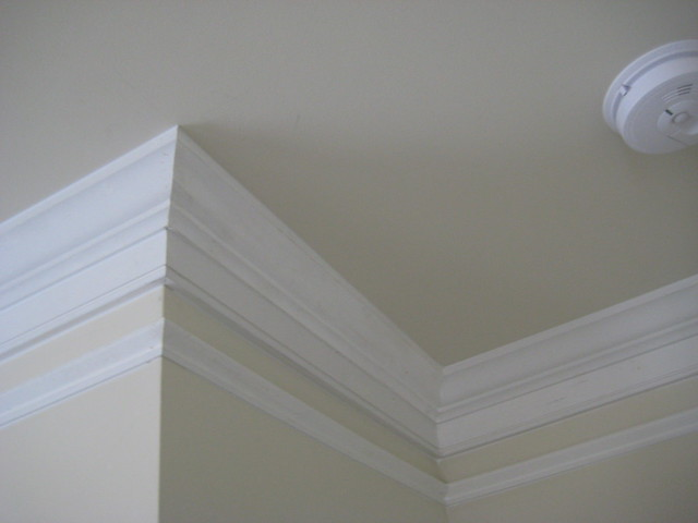 Three Piece Crown Moulding Flickr Photo Sharing