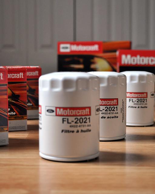 Motorcraft Oil Filter For  Suzuki Grand Vitara