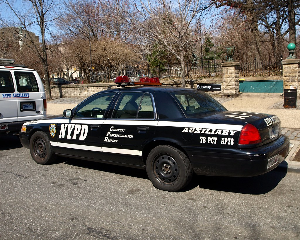 auxiliary police nyc