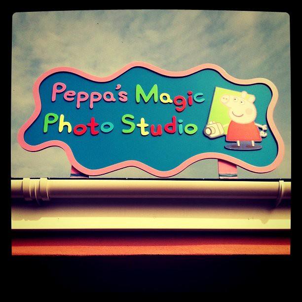 Peppa Pig First Birthday Cake Colchester