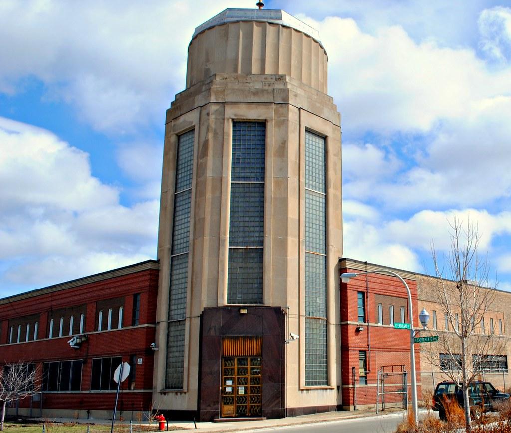 Former central headquarters of kraft foods 501 n sacramen flickr - Kraft foods chicago office ...