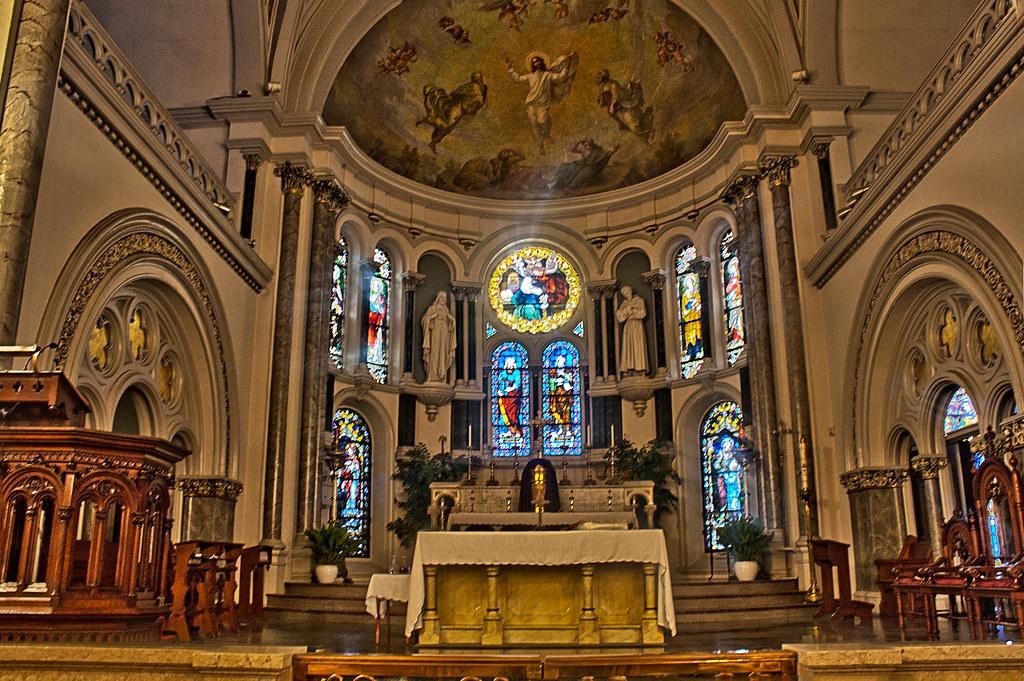 Annuciation Catholic Church - Houston,Texas