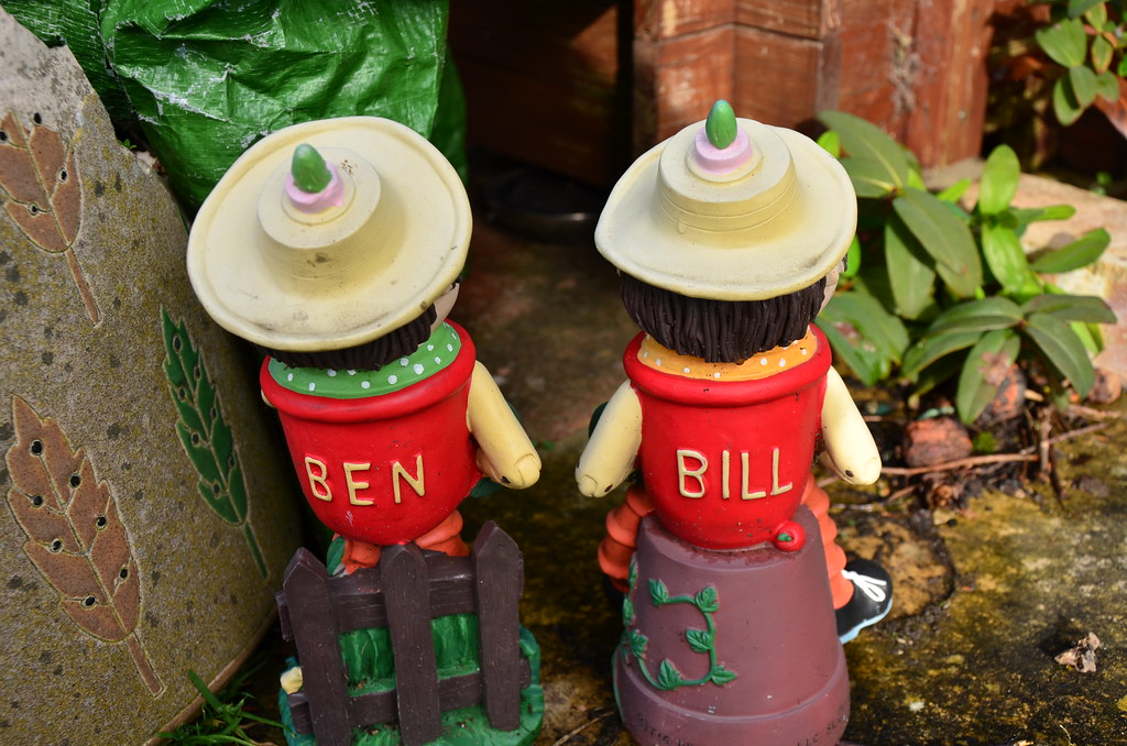 Ben and bill ben sutherland flickr
