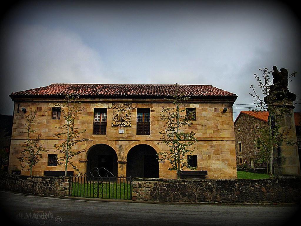 Casa de lope de vega en vega cantabria el pueblo de for Casas de pueblo en cantabria