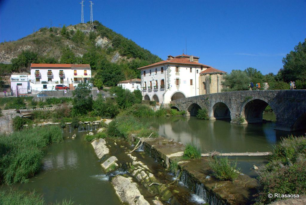 La Trinidad de Arre, Navarra - Camino de Santiago