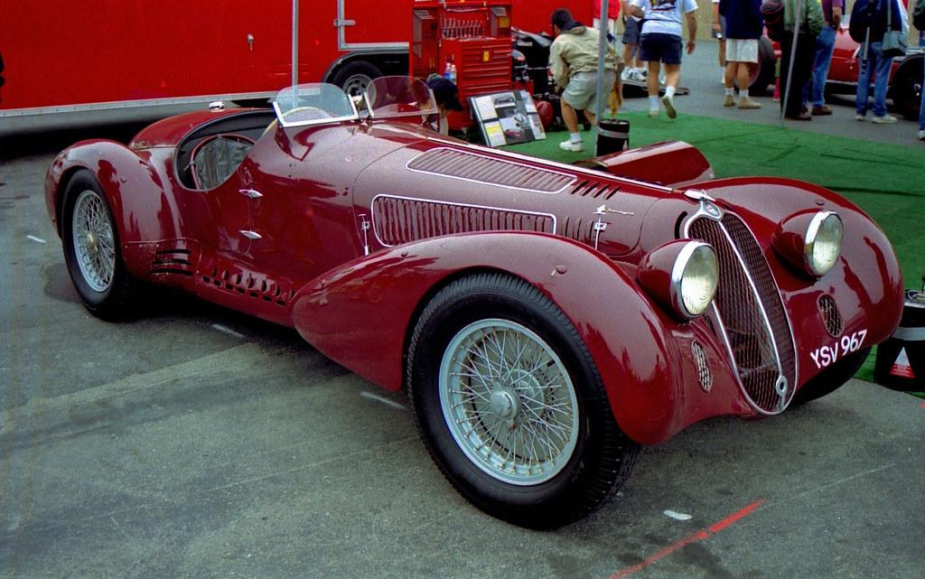 C E B on Alfa Romeo 8c 2900