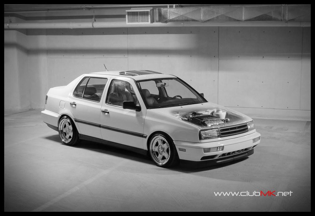 volkswagen jetta euro club MK Mexico Schmidt | FOOSE 001 | Flickr