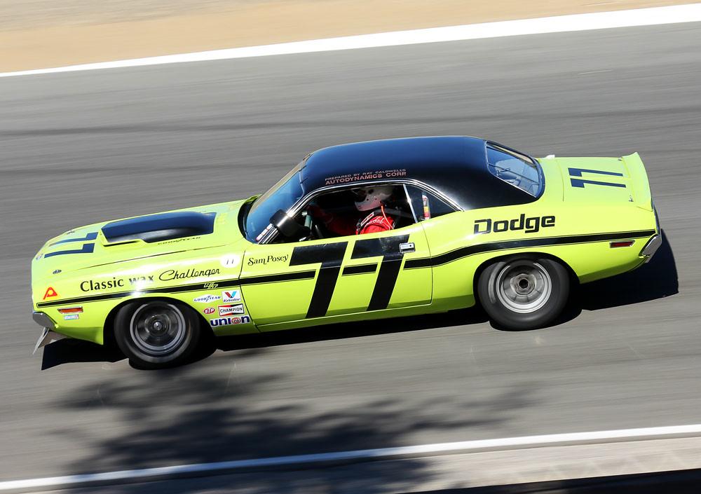 1970 Dodge Challenger T A 1970 Dodge Challenger T A Racing Flickr
