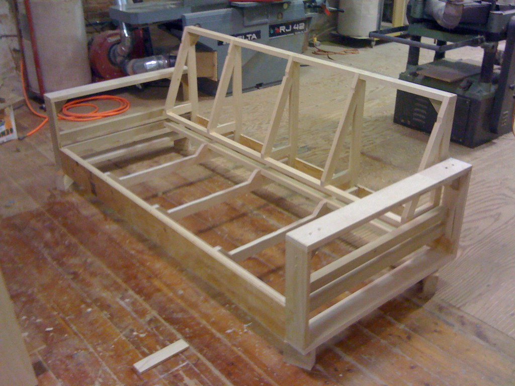 Couch Frame 1 I M Making Myself A New Couch Here Is A