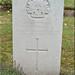 P. McDonald, War Grave, 1919, Tidworth, AIF
