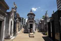 Visit art rich site of La Recoleta Cemetery - Things to do in Buenos Aires