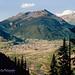 High Angle View of Silverton, Colorado