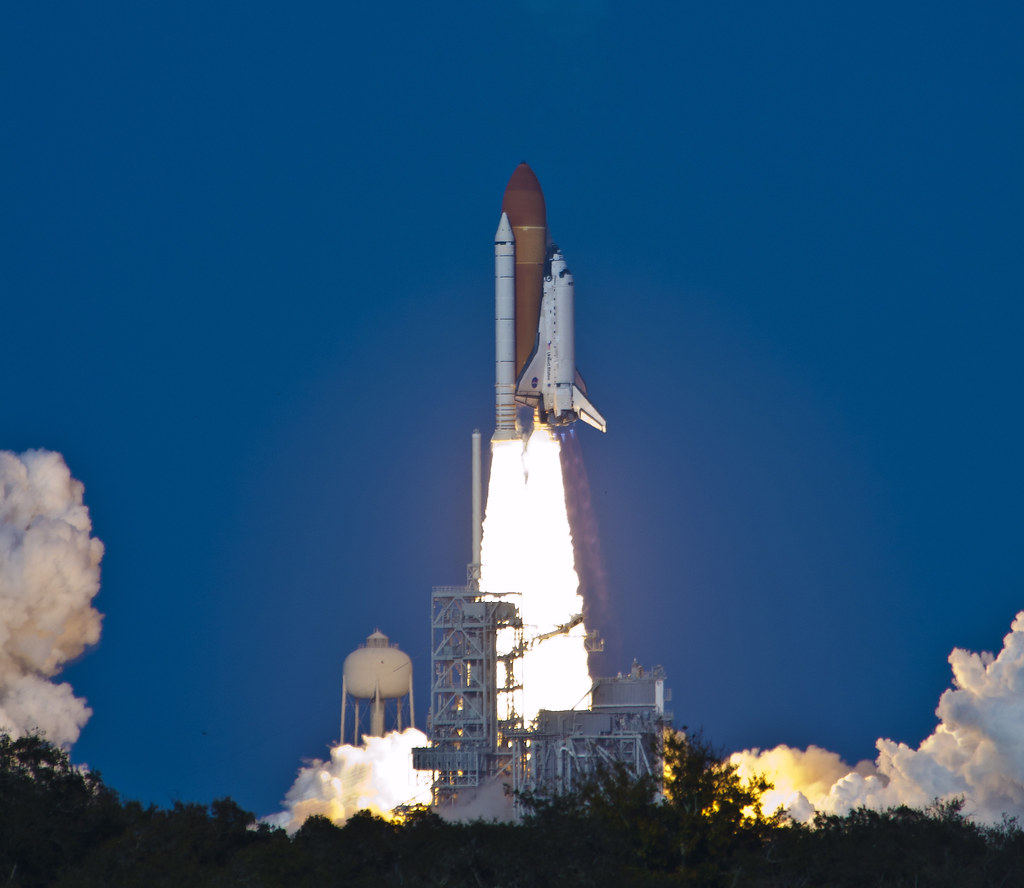 the space shuttle program technologies and accomplishments - photo #18