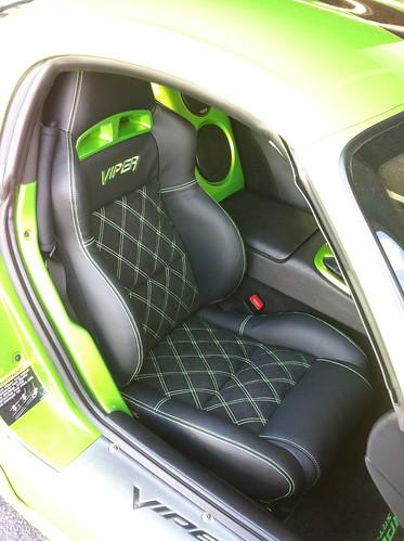 Custom Suede Interior By Shamrock Auto Trim Flickr Photo Sharing