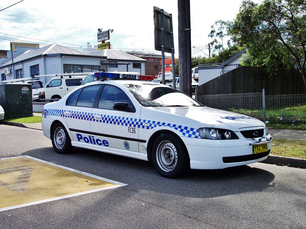 Nsw Police Report Stolen Property