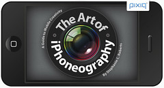 Art of iPhoneography: A Guide to Mobile Creativity (book cover) by StephanieCRoberts