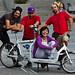 Chamakleta y Nación Pedal