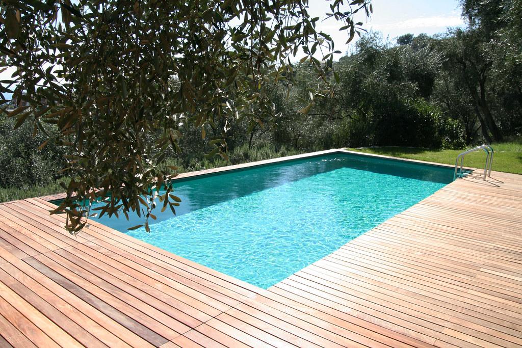 Dv gold terrazzate 01 4 dimensione specchio d 39 acqua 3 - Piscine esterne rigide ...