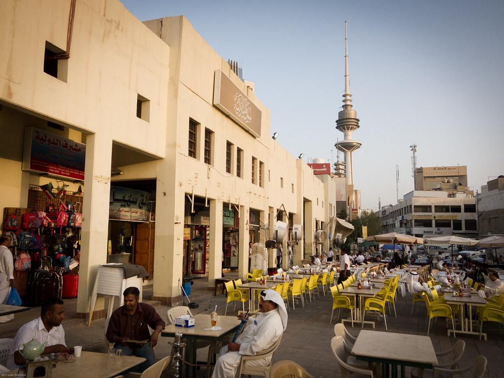 Souk al-Mubarakiya Market, Kuwait City | Luke Robinson ...