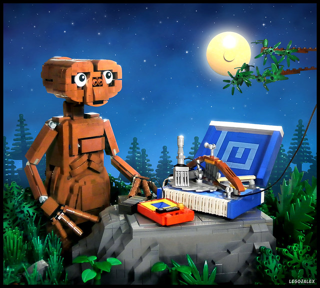 E.T. - Phone Home