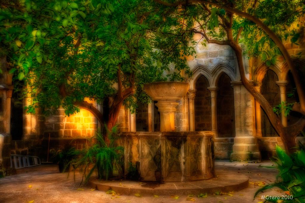 El jardin encantado en la catedral de plasencia into the for El jardin encantado madrid