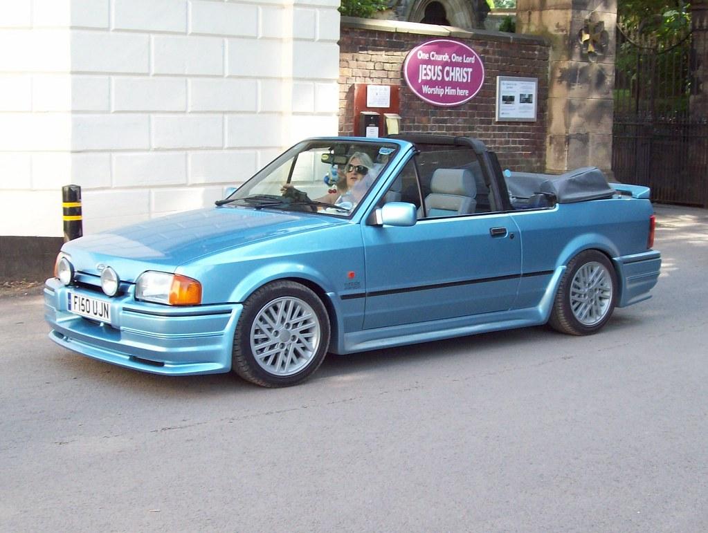 60 ford escort mk iv cabriolet 1986 90 ford escort mk. Black Bedroom Furniture Sets. Home Design Ideas