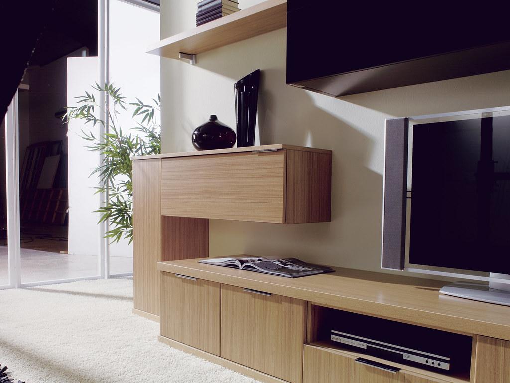 Muebles salon dise o fabricante de muebles para - Muebles recibidores de diseno ...