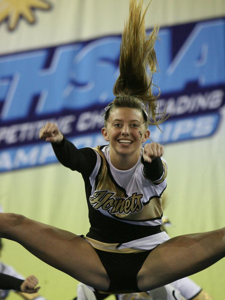 Cheerleading Competition Bishop Moore High School