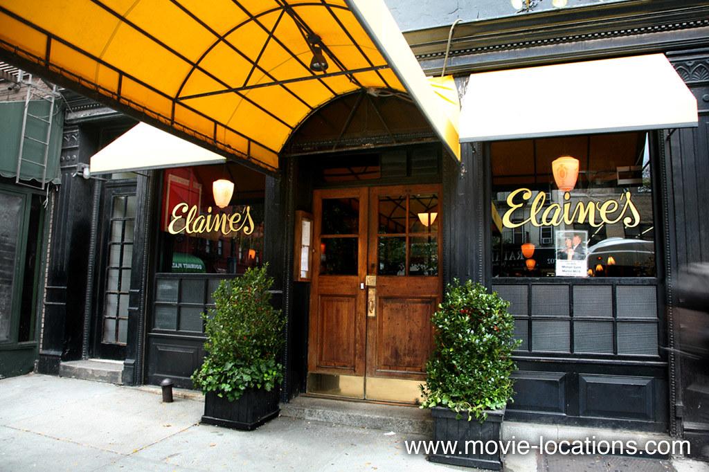 Elaines Restaurant