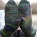 Spinsters Club Mittens