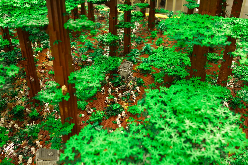 Endor The Lord Of The Rings