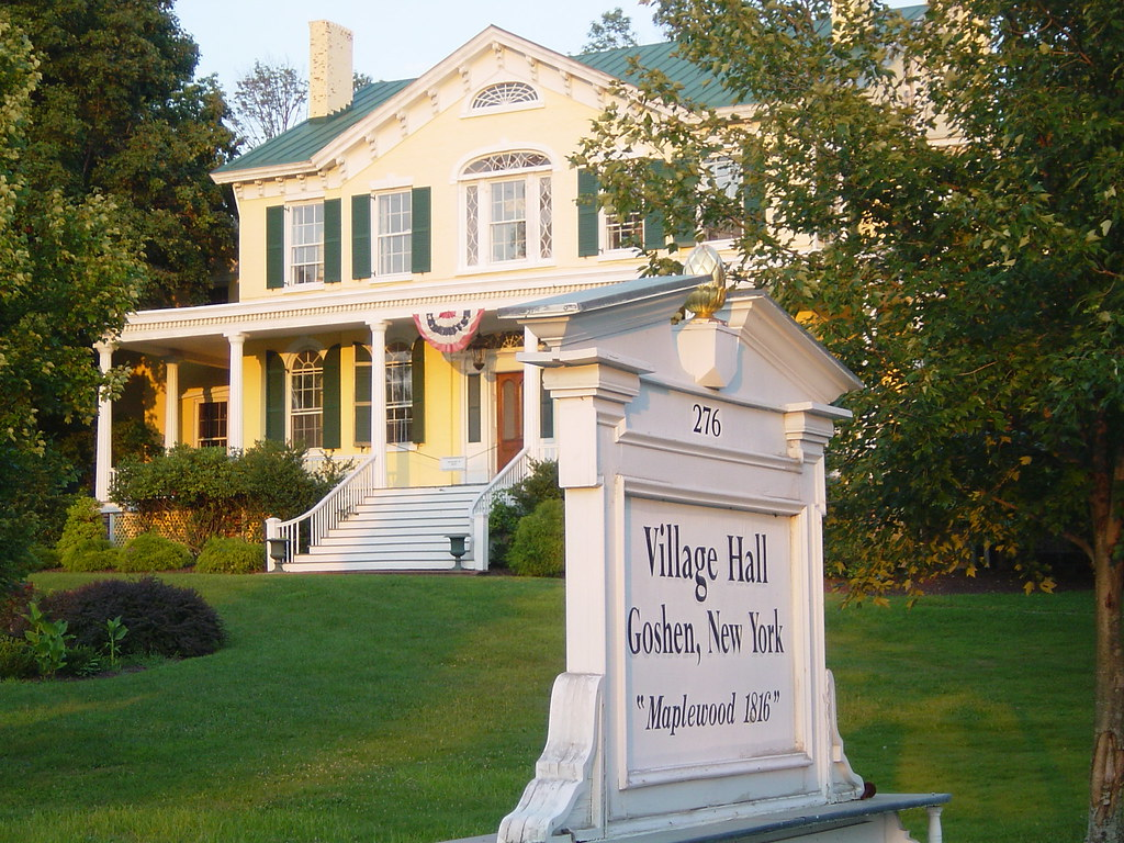 Goshen Goshen Village Hall Better Homes And Gardens