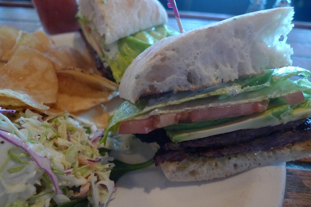 Carne Asada Sandwich | @ Brigantine (Del Mar, CA) | Ron Dollete ...