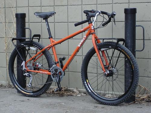 Surly Touring Bike