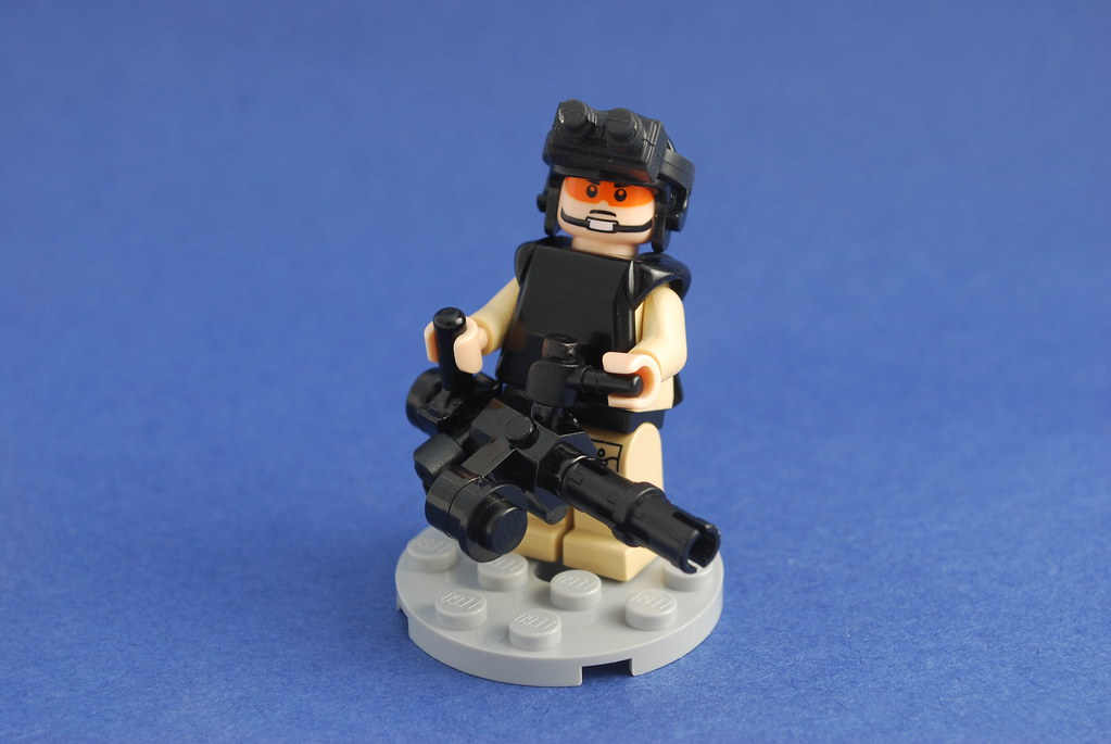 Minigun   I must say, I am very pleased with this design. Fe…   Flickr