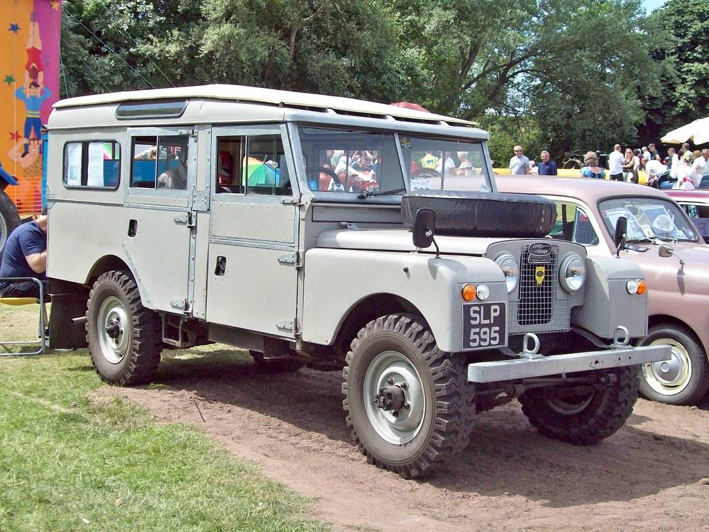 250 Land Rover Ser 1 Station Wagon 1956 Land Rover