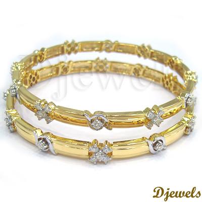 round brilliant cut diamond bangle djewelsdotorg is